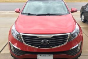 2013 Kia Sportage SX Photo