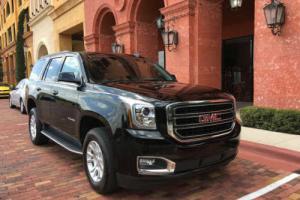 2017 GMC Yukon SLE 4WD