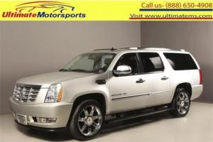 2011 Cadillac Escalade 2011 ESV PREMIUM NAV SUNROOF LEATHER BLIND