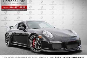 2016 Porsche 911 2dr Cpe GT3