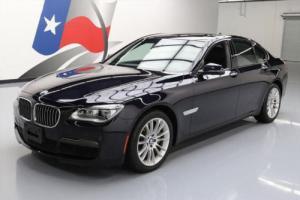 2015 BMW 7-Series 750I XDRIVE AWD M-SPORT EXECUTIVE NAV HUD