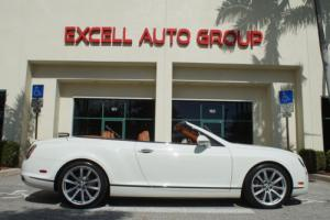 2011 Bentley Continental GT 2dr Convertible Supersports