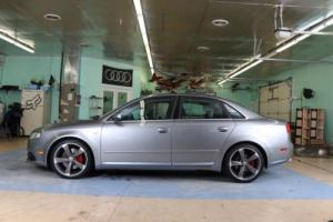 2008 Audi A4 S-Line Sport Package