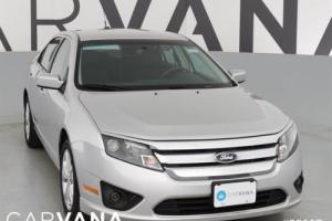2012 Ford Fusion Fusion SE