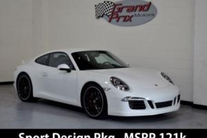 2014 Porsche 911 Carrera S Coupe 2D