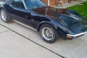 1971 Chevrolet Corvette Conv