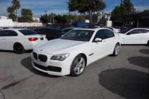 2014 BMW 7-Series *M Sport Package*