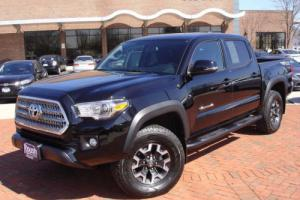 2016 Toyota Tacoma TRD Off-Road Double Cab 4WD V6 Automatic
