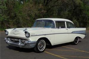 1957 Chevrolet Bel Air/150/210 EXTREMELY CLEAN NO RUST NO TITLE