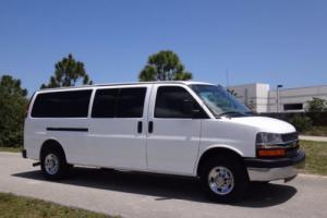2007 Chevrolet Express 15 Passenger Van