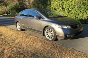 2011 Honda Civic SI Photo