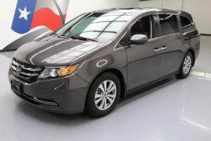 2015 Honda Odyssey EX-L HTD LEATHER SUNROOF NAV