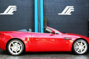 2008 Aston Martin Vantage 2dr Convertible Sportshift