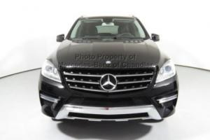 2014 Mercedes-Benz M-Class ML 350 RWD 4dr ML350 Photo