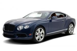2014 Bentley Continental GT Coupe Photo