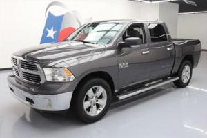 2015 Dodge Ram 1500 BIG HORN CREW 4X4 HTD SEATS