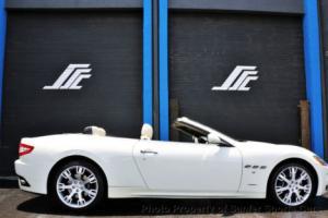 2014 Maserati Gran Turismo 2dr