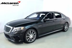 2014 Mercedes-Benz S-Class S63 AMG Photo