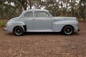 1948 Mercury 5 Window Coupe,Ford Custom,Old School,Hot Rod,Not Rat Rod.