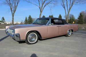 1964 Lincoln Continental Base | eBay Photo