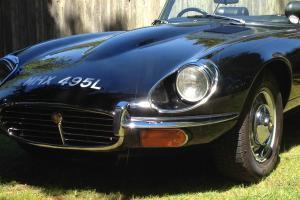 Jaguar E Type S3 1972
