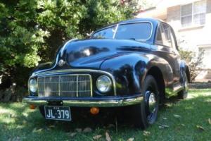 1949 Morris Minor (rare 'lowlight' model) 64,000 original miles