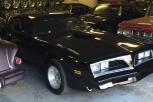 pontiac trans am Transam 1978 Like Smokey And The Bandit Not Camaro Monaro Gt Photo