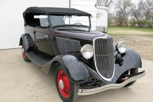 1933 Ford Phaeton  | eBay
