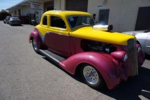 1936 Plymouth 2 dr Coupe Photo