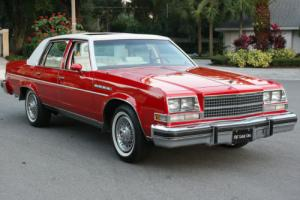 1978 Buick Electra LIMITED - 30K MILES