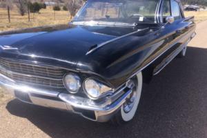 1962 Cadillac DeVille Photo