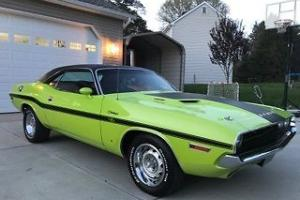 1970 Dodge Challenger Challenger Photo