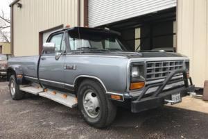1989 Dodge Power Wagon Photo