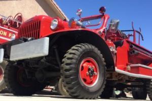 1951 Dodge Power Wagon 4x4