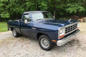 1982 Dodge Ram 1500 Photo