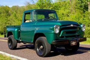 1958 International-Harvester A120 3/4 Ton