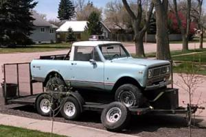 1975 International Harvester Scout scout