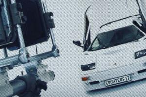 1986 Replica/Kit Makes Lamborghini Diablo SV Replica / Makes  GT