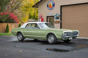 1967 Mercury Cougar Coupe