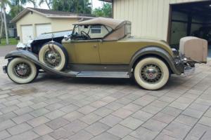 1931 Packard Super 8 Photo