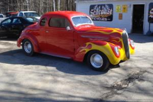 1937 Plymouth Coupe Photo