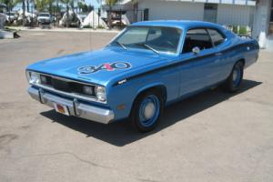 1970 Plymouth Duster 318 Duster Photo