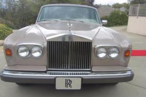 1977 Rolls-Royce Silver Shadow Silver Wraith II