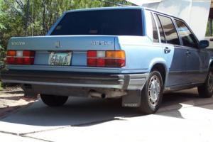 1988 Volvo 740 GLE