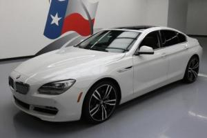 2013 BMW 6-Series 650I XDRIVE GRAN COUPE AWD SUNROOF NAV
