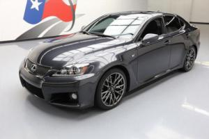 2011 Lexus IS FHP AUTO SUNROOF NAV REAR CAM