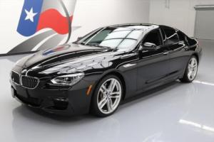 2014 BMW 6-Series 640I GRAN COUPE SEDAN M SPORT EXECUTIVE