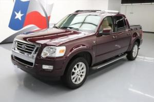 2007 Ford Explorer Sport Trac LIMITED CREW 4X4