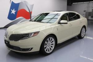 2014 Lincoln MKS CLIMATE LEATHER PANO ROOF NAV 20'S