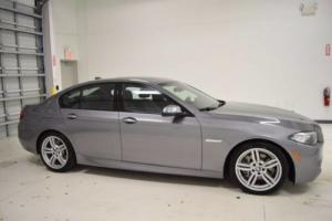 2014 BMW 5-Series 535d Photo